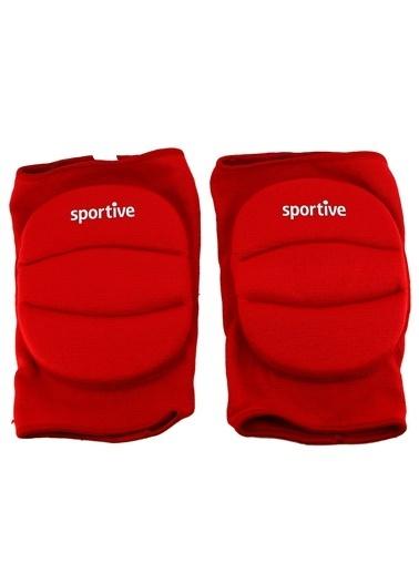 Sportive Dizlik Kırmızı